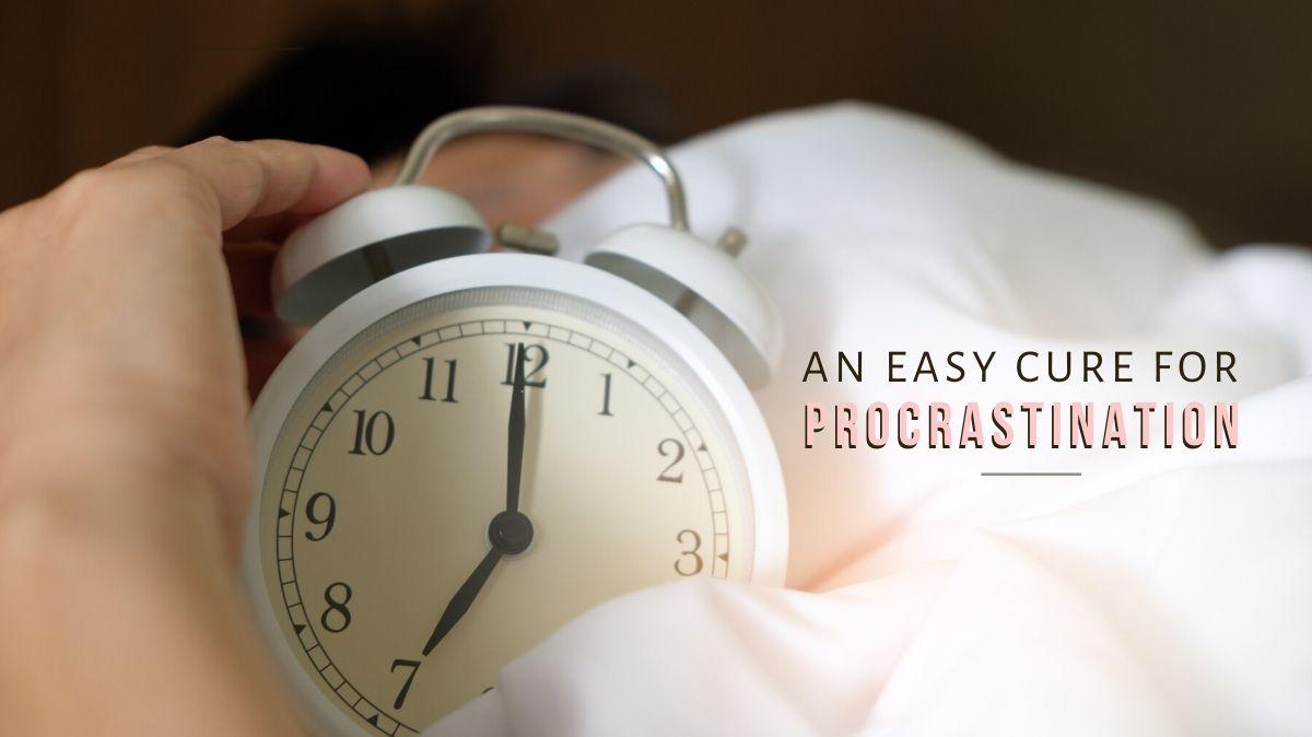 Is Procrastination holding you back?