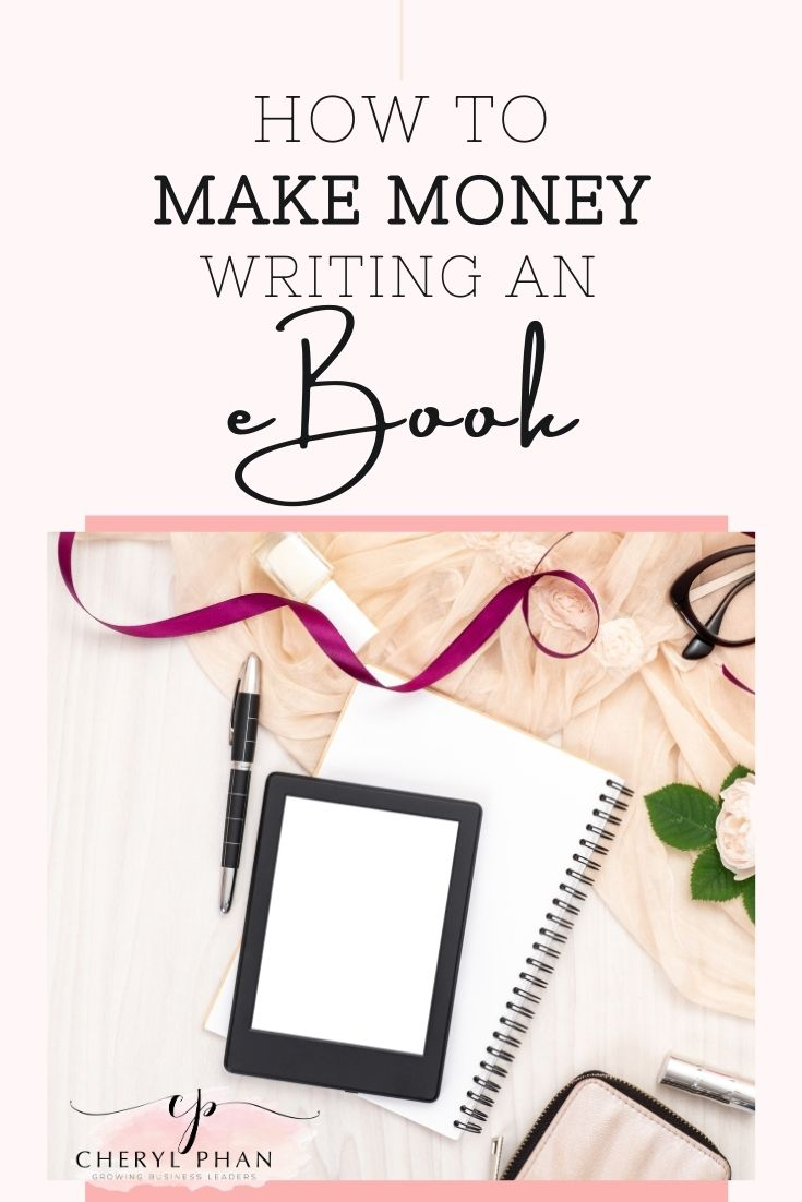 How to make money writing an eBook
