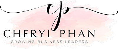 Empowering Woman  with Cheryl Phan Logo