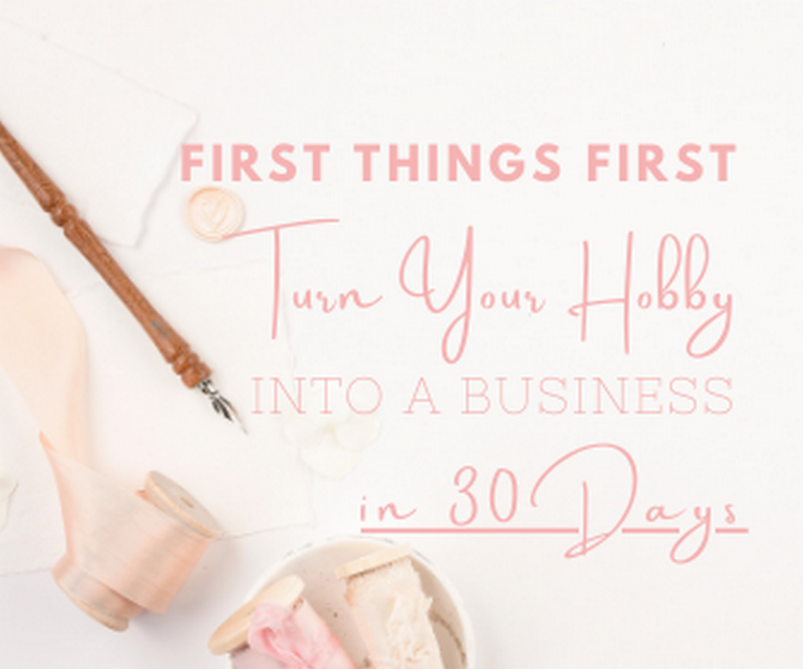 cherylphan.com - First Things First