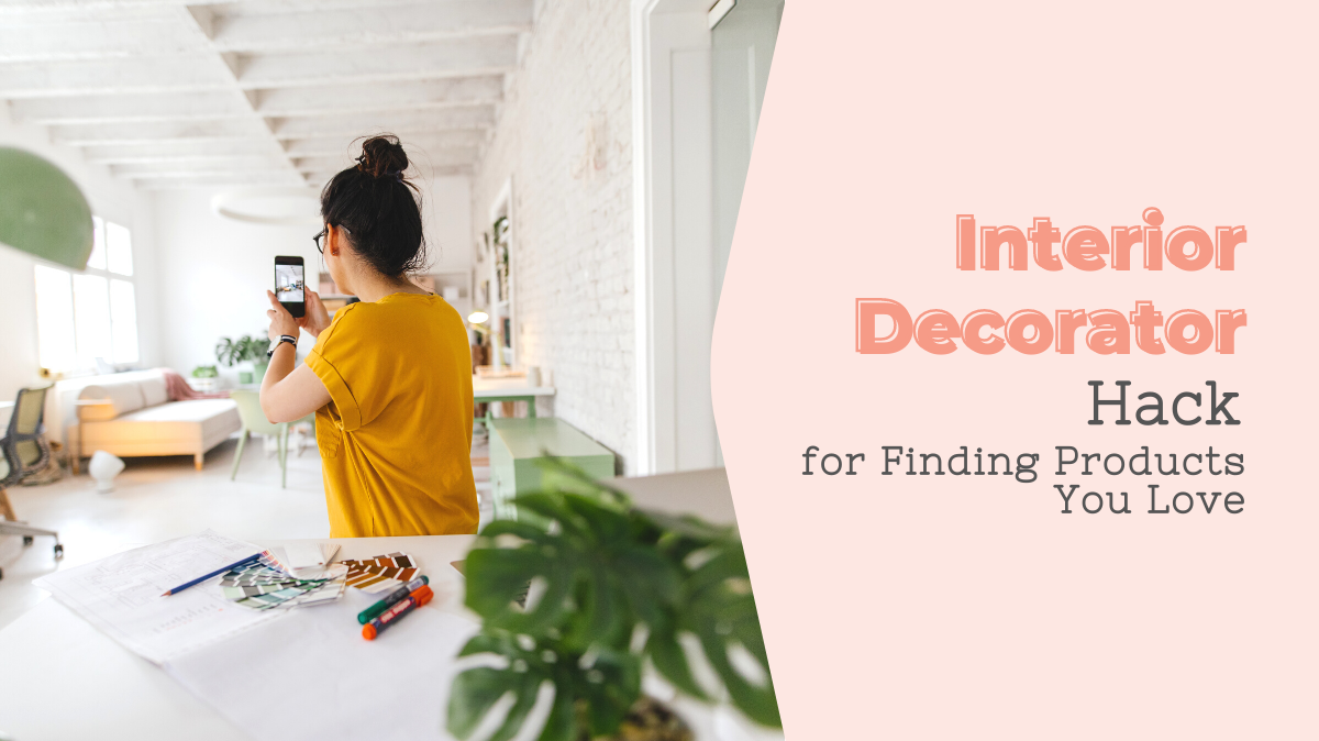 What Interior Decorators Won't Tell You