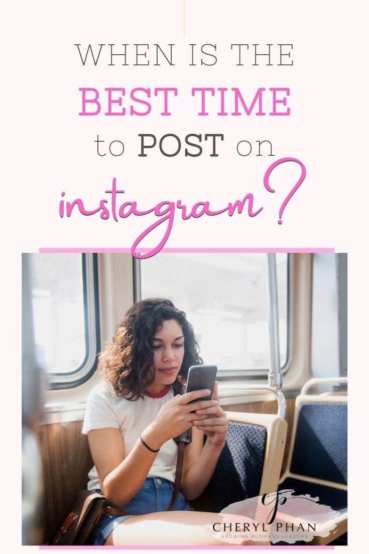 When is the Best Times to Post on Instagram
